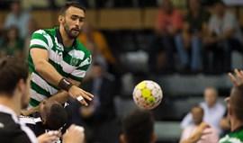 Sporting inicia defesa do título em casa com o Fafe