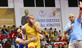 Jogos Surdolímpicos: Hugo Passos lesiona-se na final e é hospitalizado