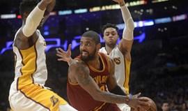 Kyrie Irving pediu para sair de Cleveland