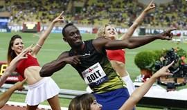 Bolt já convence