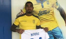 Boateng vai jogar com a camisola de Nouri debaixo da do Las Palmas