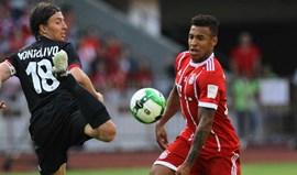 International Champions Cup: Milan goleia Bayern e 'estreia' André Silva