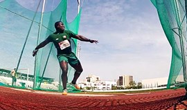 Mundial IPC: Eduardo Sanca termina em 9.º na final do lançamento do peso