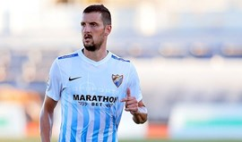 Kuzmanovic regressa ao Málaga por empréstimo