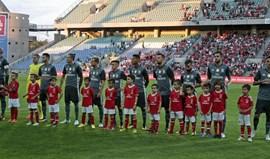 Benfica-Hull City, em direto