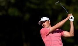 Jordan Spieth reforça liderança do British Open