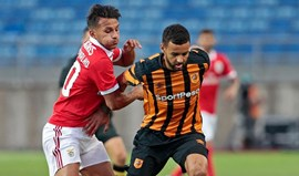 Benfica-Hull City, 0-1