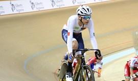 Rui Oliveira sexto em omnium nos Europeus de sub-23 de ciclismo de pista