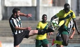 Vitória por 3-0 no terreno do Sp. Espinho