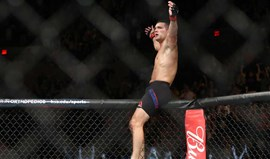 UFC: Chris Weidman derrota Gastelum e 'chama' por Bisping