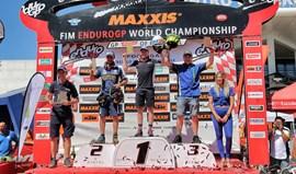 Enduro: Steve Holcombe vence GP de Portugal e consolida liderança no mundial