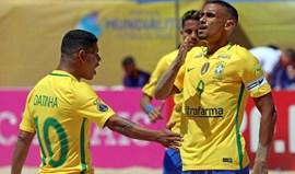 Brasil derrota Portugal e conquista prova