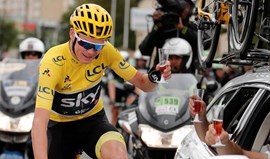 Groenewegen vence última etapa e Froome festeja 4.º triunfo