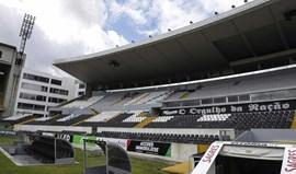 Cerca de 30 elementos da PSP recusaram entrar no V. Guimarães-FC Porto