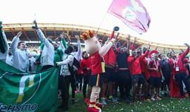 Benfica e Sporting revalidam títulos nacionais