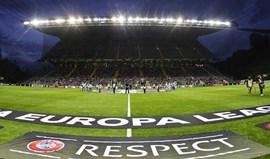 Já são conhecidos os árbitros para os jogos do Sp. Braga e Marítimo