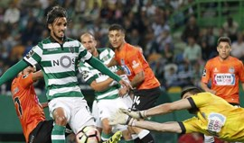 Bryan Ruiz: «Vou apresentar-me no Sporting»