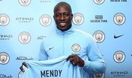 Manchester City oficializa contratação de Mendy por 56 milhões de euros