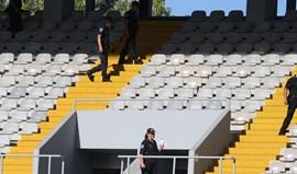 Sindicato da PSP insiste que Corpo de Intervenção recusou entrar no estádio