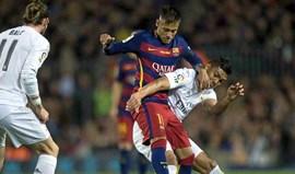 Casemiro 'chama' Neymar para os merengues