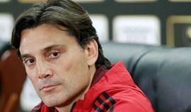 Montella: «Esta equipa ficará na história mesmo que o técnico seja um incapaz...»