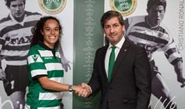 Mariana Azevedo reforça Sporting