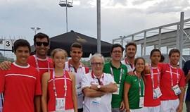 Cinco portugueses nas finais no primeiro dia do FOJE