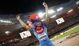 Rússia inscreve 19 atletas nos Mundiais de atletismo apesar de suspensão