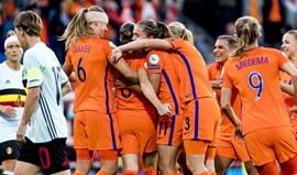 Euro'2017: Holanda e Dinamarca seguem para os 'quartos'