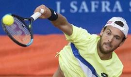 João Sousa na segunda ronda do torneio suiço de Gstaad