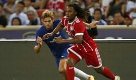 Renato Sanches titular na vitória do Bayern sobre o Chelsea