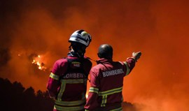 Proteção Civil de Setúbal pede evacuação da Reboreda e da Quinta dos Vidais