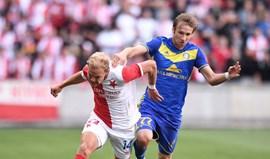 Danny vence na estreia pelo Slavia e Filipe Teixeira marca pelo Steaua