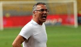 Presidente do Zamalek já respondeu a Augusto Inácio