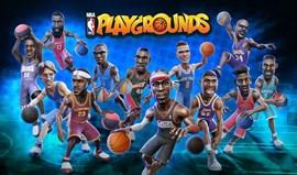 NBA Playgrounds em destaque