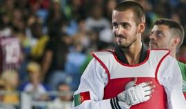 Taekwondo: Rui Bragança focado no essencial