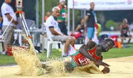 Jogos Surdolímpicos: Hemilton Costa na final do salto em comprimento