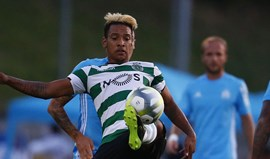 Sporting confirma Matheus Pereira no Chaves