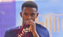 Nélson Semedo: «Desde pequeno que sempre fui do Barcelona»
