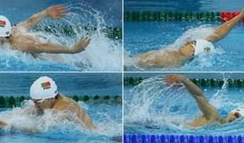 Jogos Surdolímpicos: Tiago Neves fecha participação com novo recorde nacional