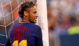Balneário do Barcelona vê no silêncio de Neymar um mau sinal