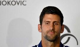 Novak Djokovic não joga mais em  2017