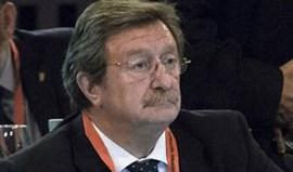 Presidente interino da RFEF defende inocência de Ángel Villar
