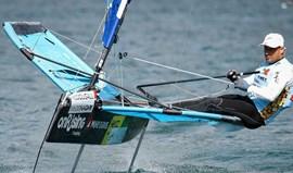 Francisco Andrade lidera armada lusa no Campeonato do Mundo de Vela classe Moth