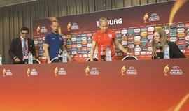 Euro'2017: Inglesa Laura Bassett elogia Ana Borges