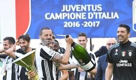 Juventus inicia defesa do título frente ao Cagliari