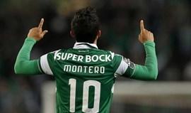 Fredy Montero: «Quanto faltará para voltar a marcar em Alvalade?»