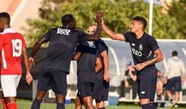 Aboubakar bisa na goleada (5-0) ao Lusitano no Algarve