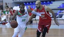 Portugal vence Tunísia num jogo de preparação para a pré-qualificação do Mundial