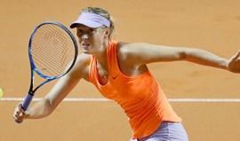 Sharapova: «O meu amor pelo ténis não enfraqueceu»